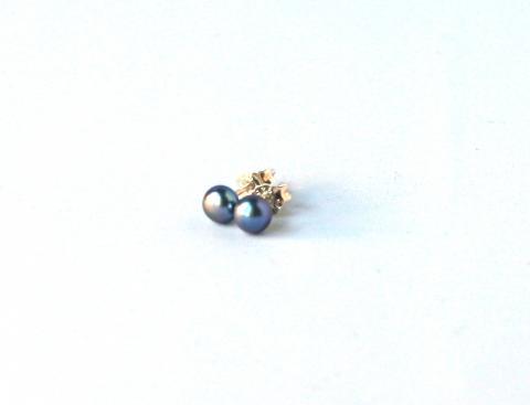 Blueberry blå 4,5 mm
