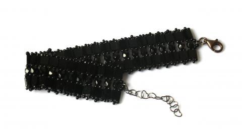 Lace svart