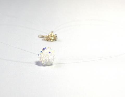 swarovskiboll small crystal