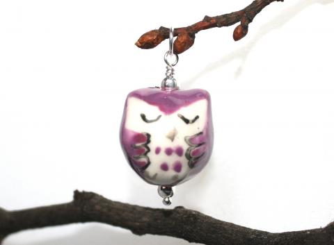 owl purple