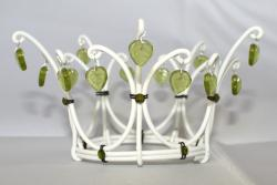Kronan Björk, vit