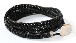 wraparmband svart